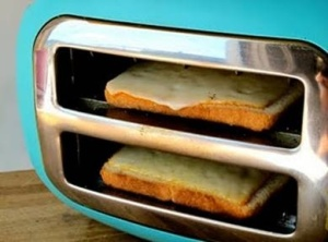 Grilled Cheese Toasted